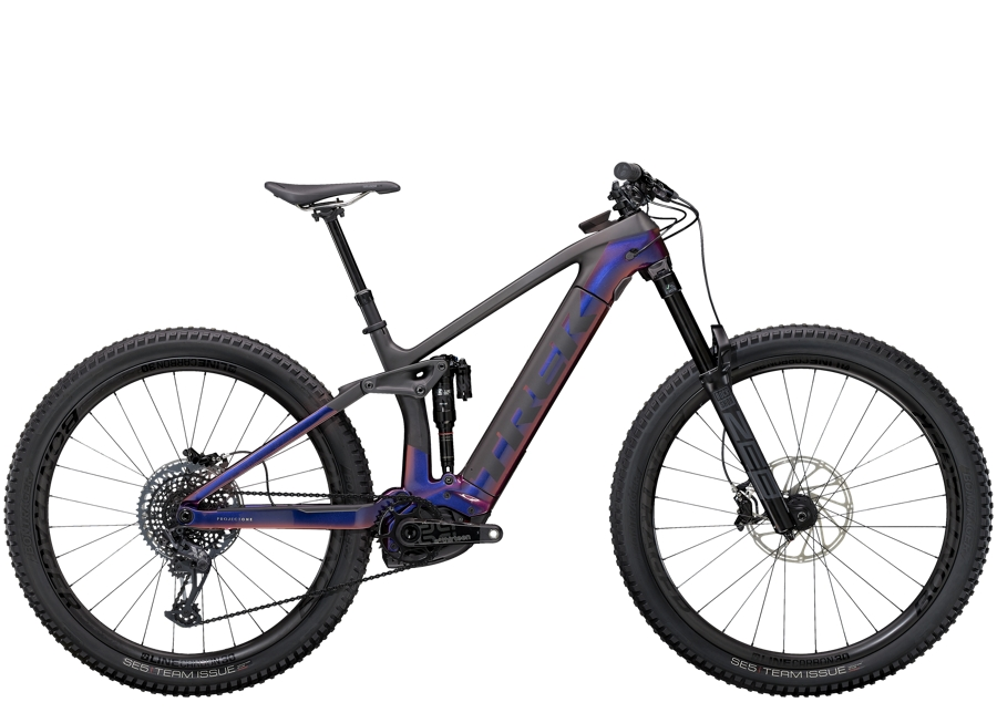 Trek Rail 9.9 XL Gloss Purple Phaze/Matte Raw Carbon