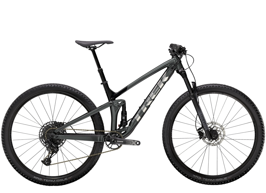 Trek Top Fuel 7 SX M Lithium Grey/Trek Black