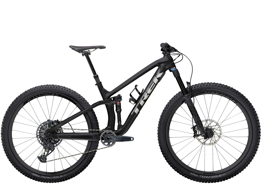 Trek Fuel EX 9.8 GX L (29  wheel) Matte Carbon Smoke