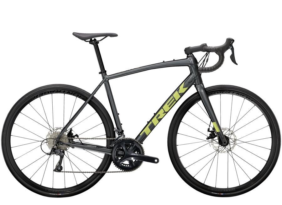 Trek Domane AL 3 Disc 54 Lithium Grey/Trek Black