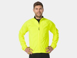 Bontrager Jacke Circuit Stormshell L Visibility Yellow