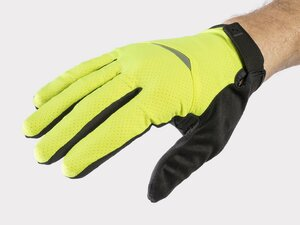 Bontrager Glove Circuit Full-Finger LG Radioactive Yellow